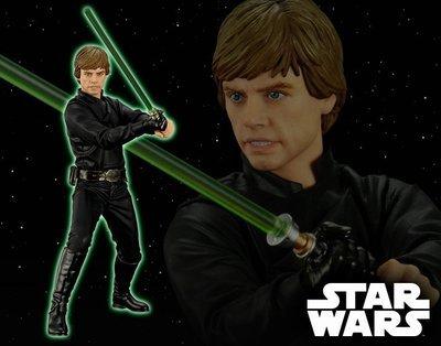 Star Wars Return of the Jedi Luke Skywalker ArtFX+ Statue