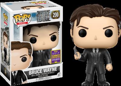 Justice League 2017 - Bruce Wayne Pop! Vinyl Figure 2017 Summer Convention Exclusive