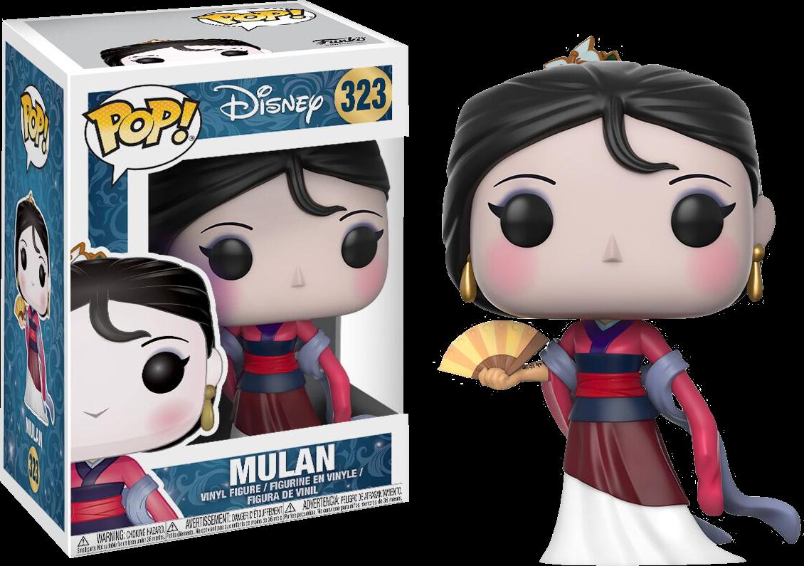 Mulan Pop! Vinyl Figure #323