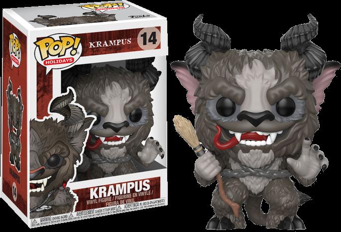 Krampus - Krampus Pop! Vinyl Figure
