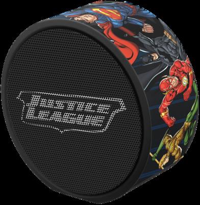 Ekonic Wireless Speaker Justice League Black