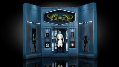 SDCC 2017 Exclusive Grand Admiral Thrawn 6
