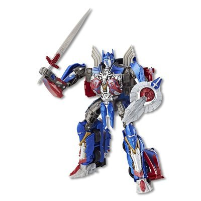 SDCC 2017 Exclusive Transformers: The Last Knight Voyager Class Oprimus Prime
