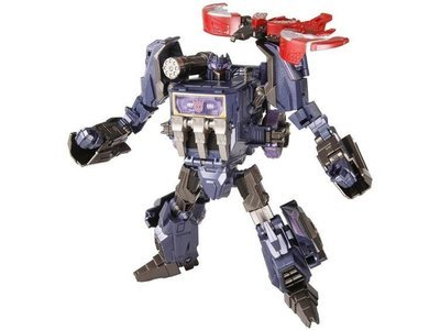 Transformers Generations TG-13 Soundwave & Lazerbeak Fall of Cybertron Action Figure
