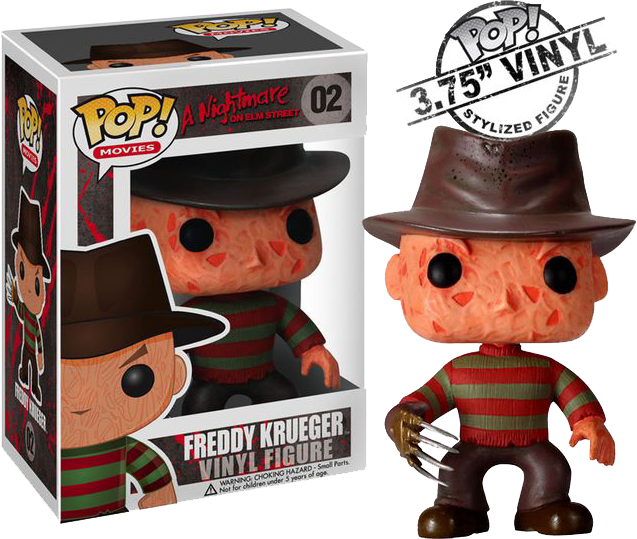 PRE-ORDER Nightmare on Elm Street - Freddy Krueger Pop! Vinyl