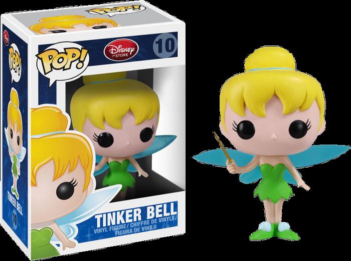 Disney - Tinker Bell Pop! Vinyl