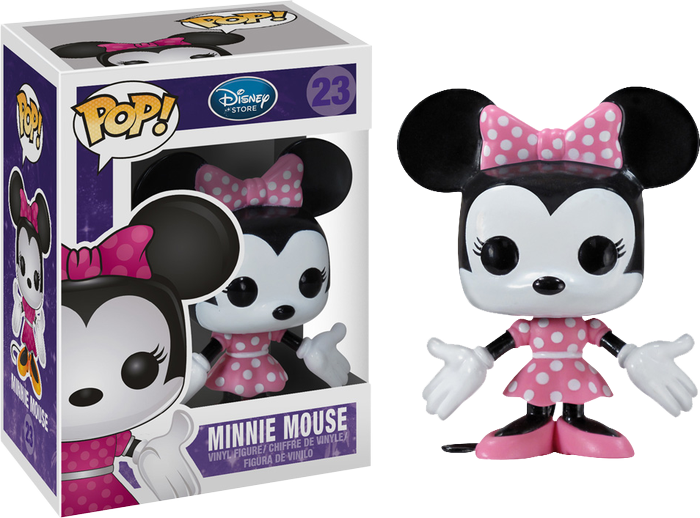 PRE-ORDER Disney - Minnie Mouse Pop! Vinyl