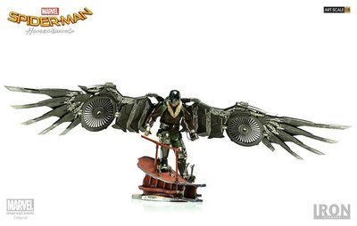Vulture BDS Art Scale 1/10 - Spider-Man Homecoming