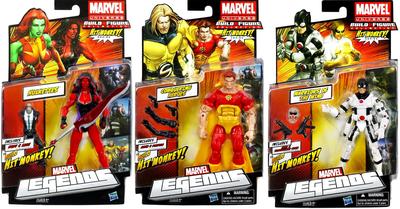 Marvel Legends Hit Monkey Series Complete Set Action Figure