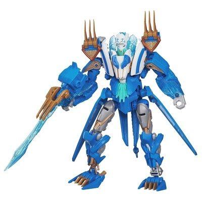 Transformers Prime RID Voyager Class Thundertron