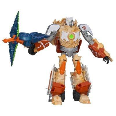 Transformers Prime Beast Hunters #010 Ratchet Autobot Deluxe Class Series 2