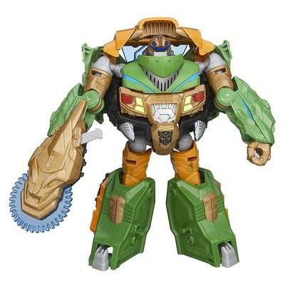 Transformers Prime Beast Hunters #007 Bulkhead Deluxe Class Series 2