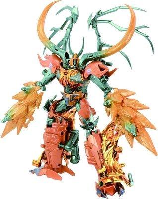 Transformers Prime AM-19 Gaia Unicron Takara Action Figure