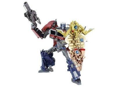 Transformer Prime AM-01 Optimus Prime Exclusive with Battle Shield TRU Japan Exclusive