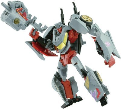 Transformers Prime AM-32 Stunticon Wildrider with Arms Mircron Action Figure