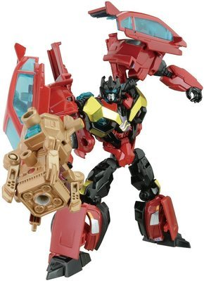 Transformers Prime AM-30 Rumble with Arms Micron Action Figure