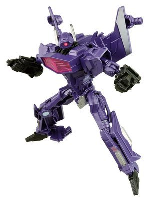 Transformers Prime AM-29 Shockwave with Arms Micron Action Figure