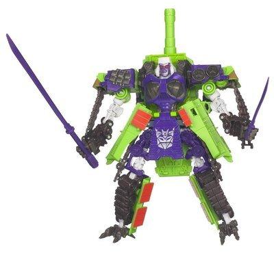 Transformers Generations Voyager Class Decepticon Megatron Asia Exclusive GDO