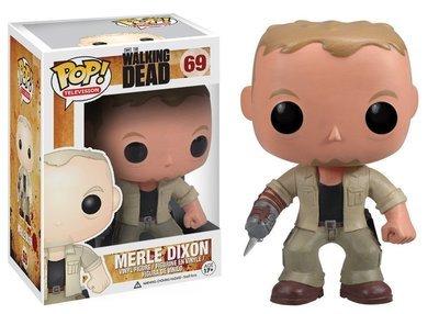 The Walking Dead - Merle Dixon Pop! Vinyl Figure