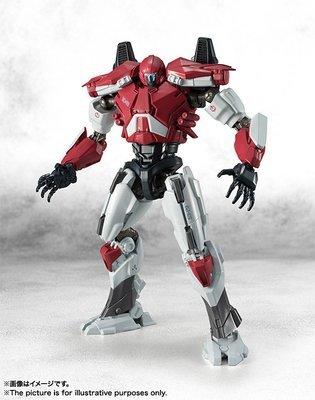 Robot Spirit Side Jaeger Guardian Bravo Action Figure
