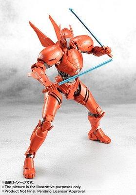 Robot Spirit Side Jaeger Saber Athena Action Figure