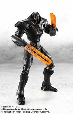 Robot Spirit Side Jaeger Obsidian Fury Action Figure