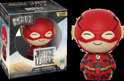 Justice League 2017 - The Flash Dorbz Vinyl Figure