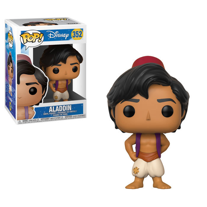Aladdin Pop! Vinyl Figure