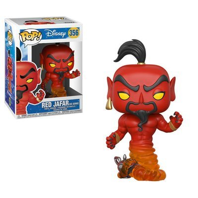 Aladdin - Red Jafar Pop! Vinyl Figure