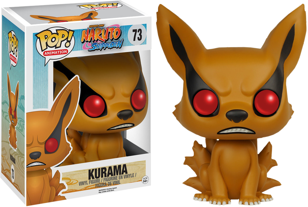 "Naruto Kurama 6"" Pop! Vinyl Figure"