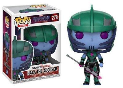 Guardians of the Galaxy: Tell Tales Hala the Accuser Pop! Vinyl Figure