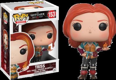 The Witcher 3: Wild Hunt - Triss Pop! Vinyl Figure