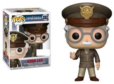 PRE-ORDER Marvel: Stan Lee Cameo - Army General Pop! Vinyl Figure (2nd batch)