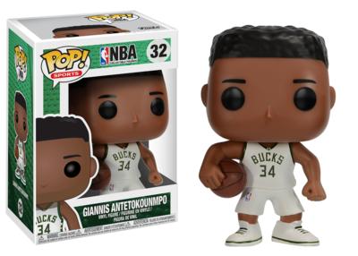 NBA: Giannis Antetokounmpo Pop! Vinyl Figure