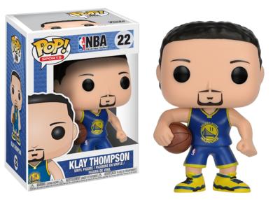 NBA: Klay Thompson Pop! Vinyl Figure