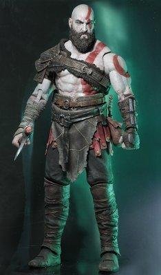 PRE-ORDER  God of War 4 Kratos Figure