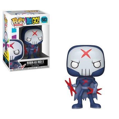 Teen Titans Go - Robin as Red X Pop! Vinyl Figure