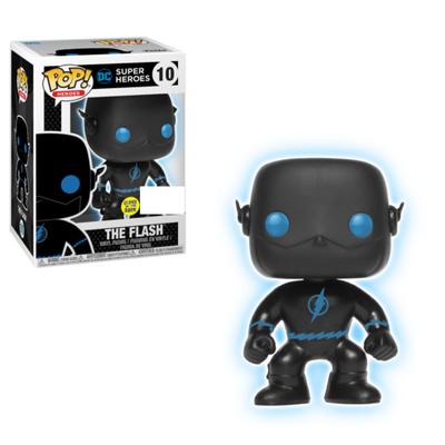 Justice League The Flash Silhouette Glow in the Dark Exclusive Pop! Vinyl Figure