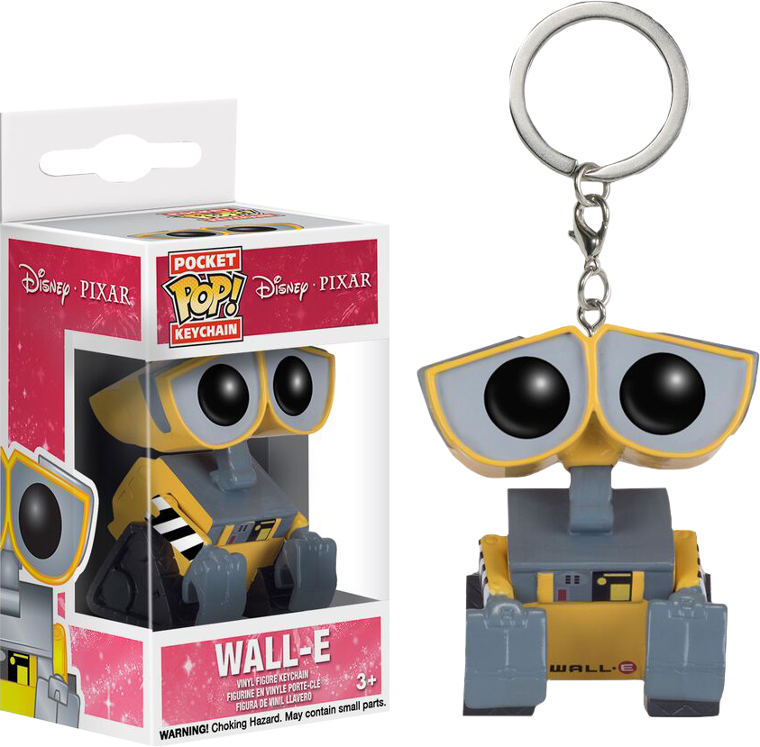 PRE-ORDER Wall-E - Wall-E Pocket Pop! Vinyl Keychain