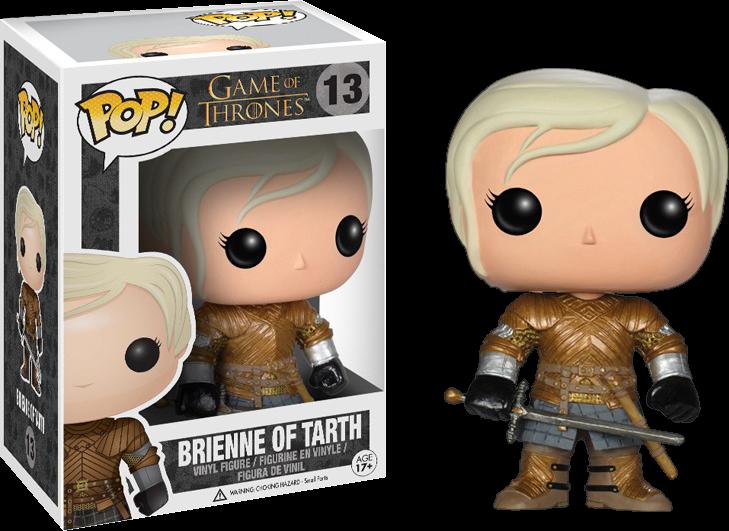 PRE-ORDER Game of Thrones - Brienne of Tarth Pop! Vinyl Figure