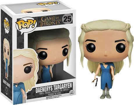 Game of Thrones - Mhysa Daenerys Pop! Vinyl Figure