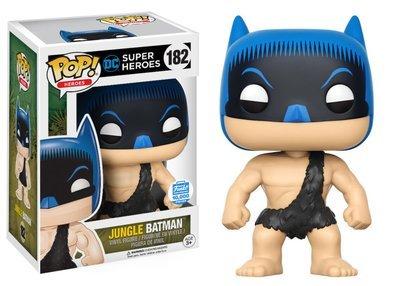 DC Comics Jungle Batman Funko Shop Exclusive Pop! Vinyl Figure