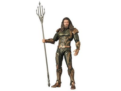 PRE-ORDER Justice League Aquaman MAFEX Action Figure