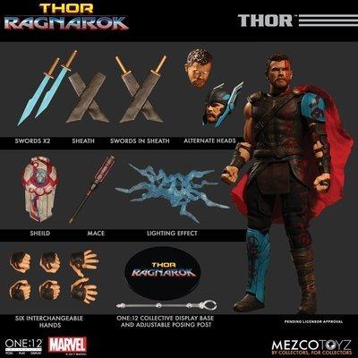 PRE-ORDER One: 12 Collective Thor Ragnarok Ver.