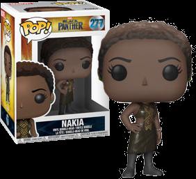 Black Panther - Nakia Pop! Vinyl Figure