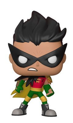 Teen Titans Go! The Night Begins To Shine Robin Pop! Vinyl Figure
