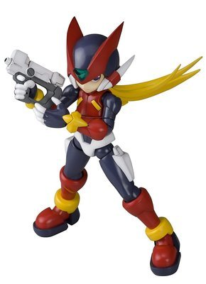 PRE-ORDER Mega Man: Rockman Zero Plastic Model Kit