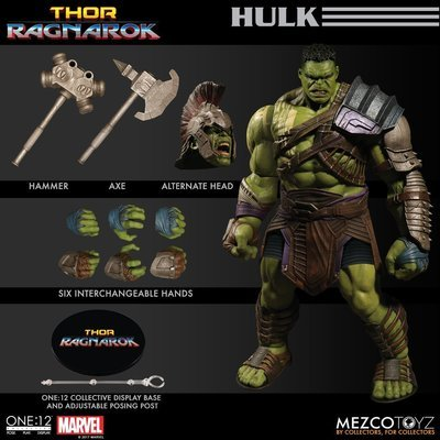 PRE-ORDER One : 12 Collective Gladiator Hulk Thor: Ragnarok ver.