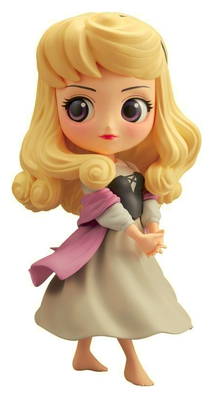 Q Posket Sleeping Beauty Briar Rose (Princess Aurora) Pastel Ver.