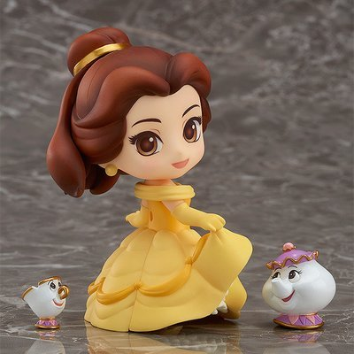 Beauty and The Beast Nendoroid Belle